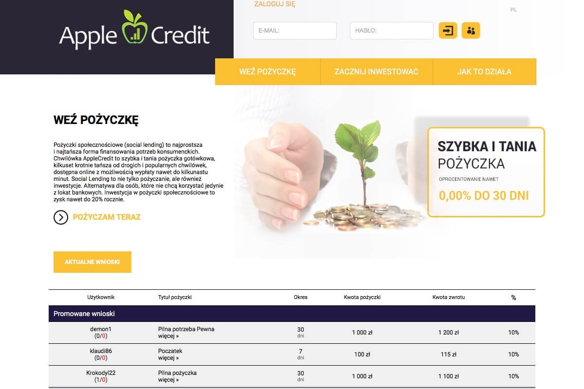 www.applecredit.pl
