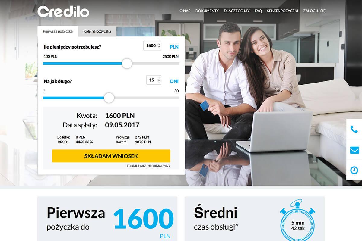 www.credilo.pl