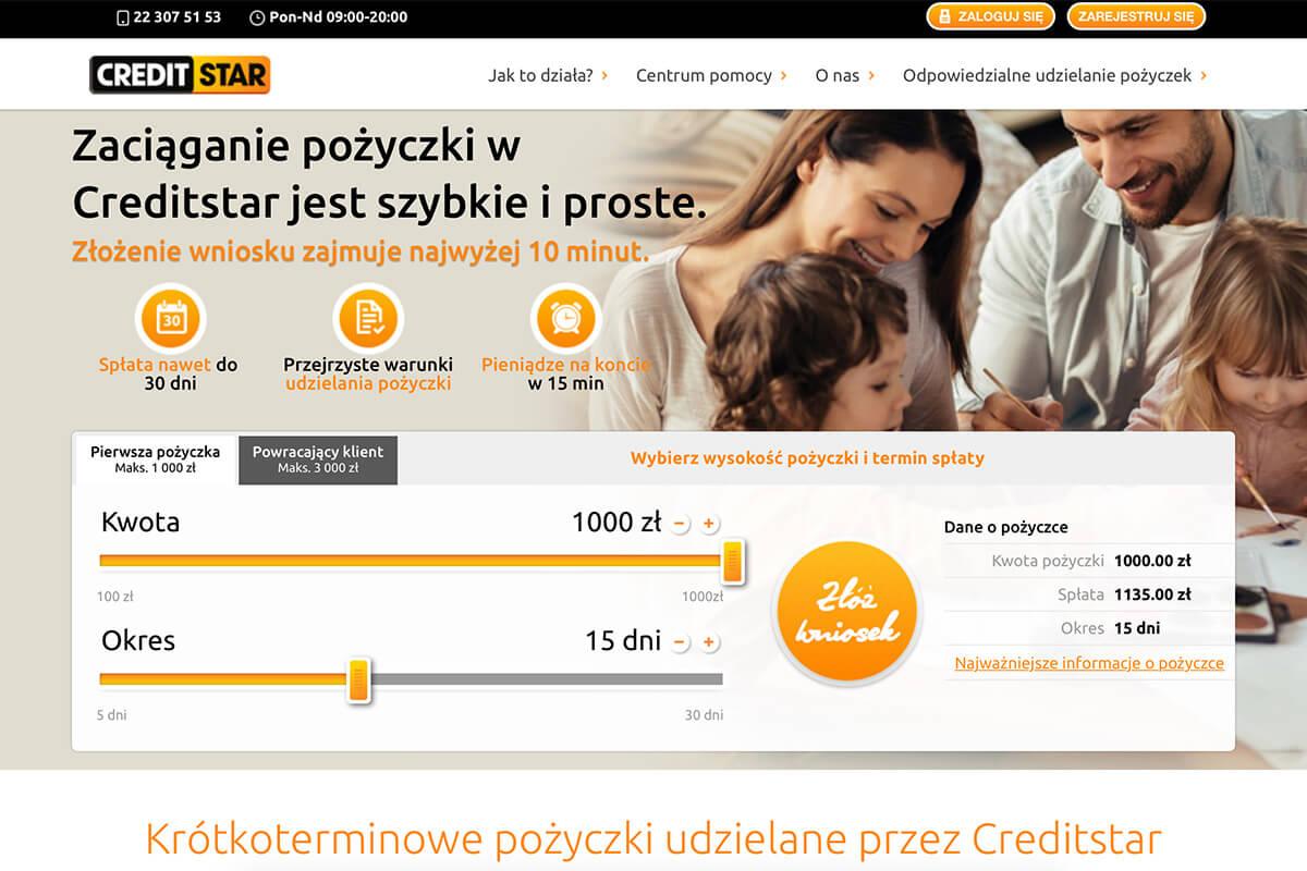 www.creditstar.pl