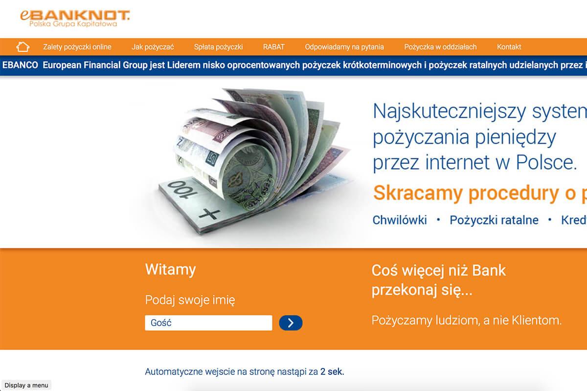 www.ebanknot.pl