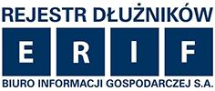 Rejestr dłużników ERIF