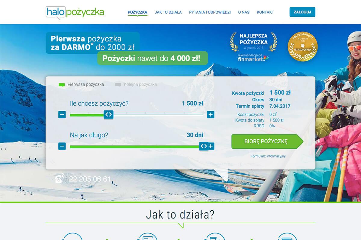 www.halopozyczka.pl