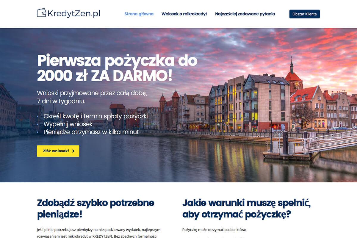 www.kredytzen.pl