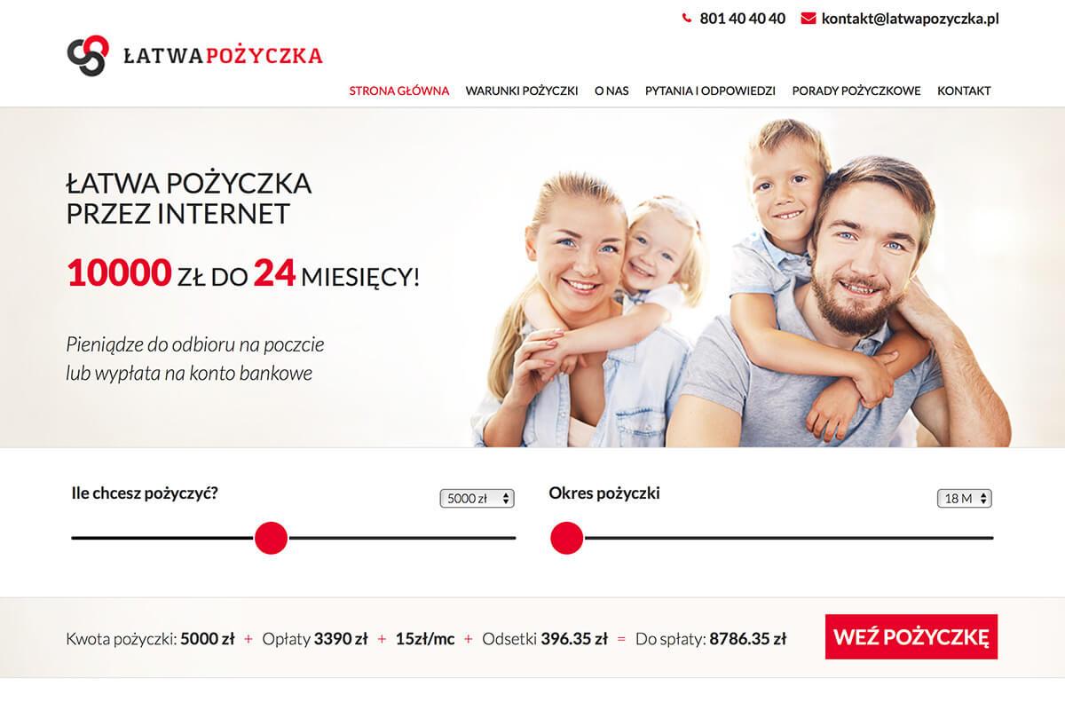 www.latwapozyczka.pl