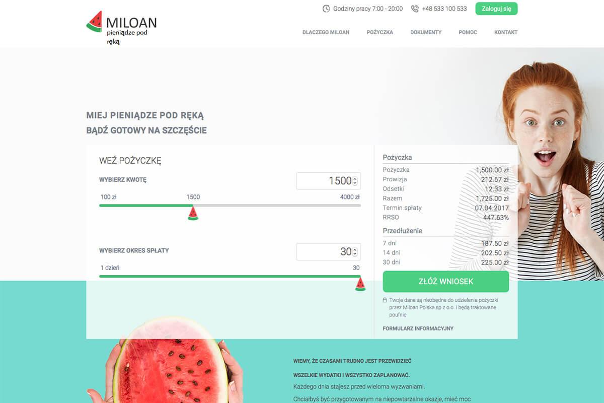 www.miloan.pl