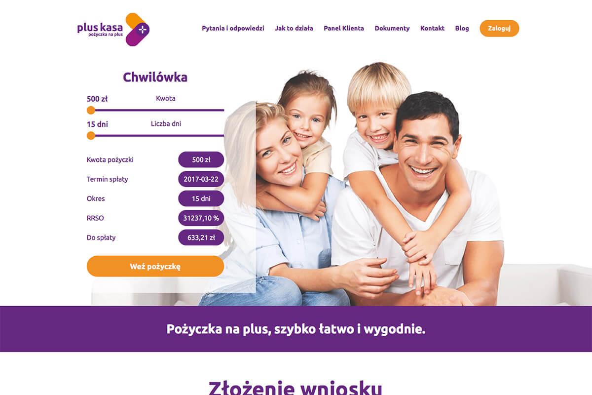 www.pluskasa.pl