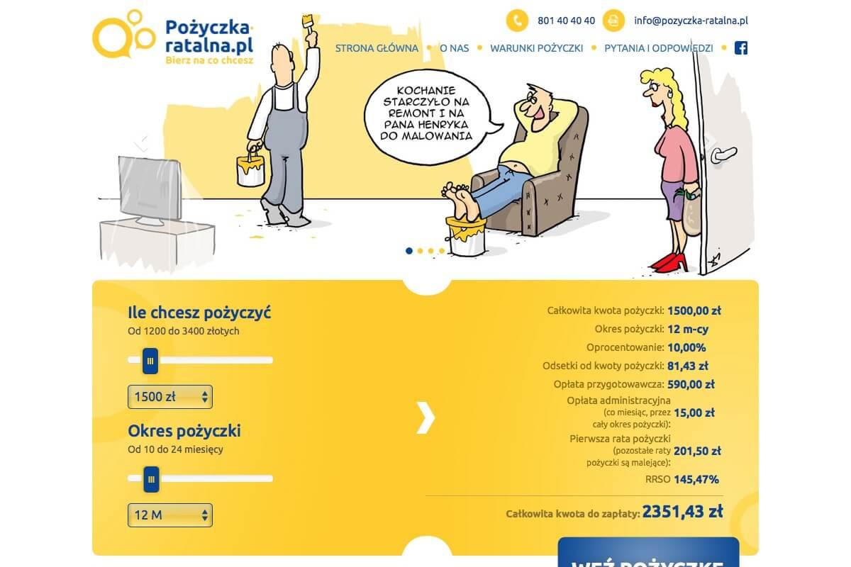 www.pozyczka-ratalna.pl