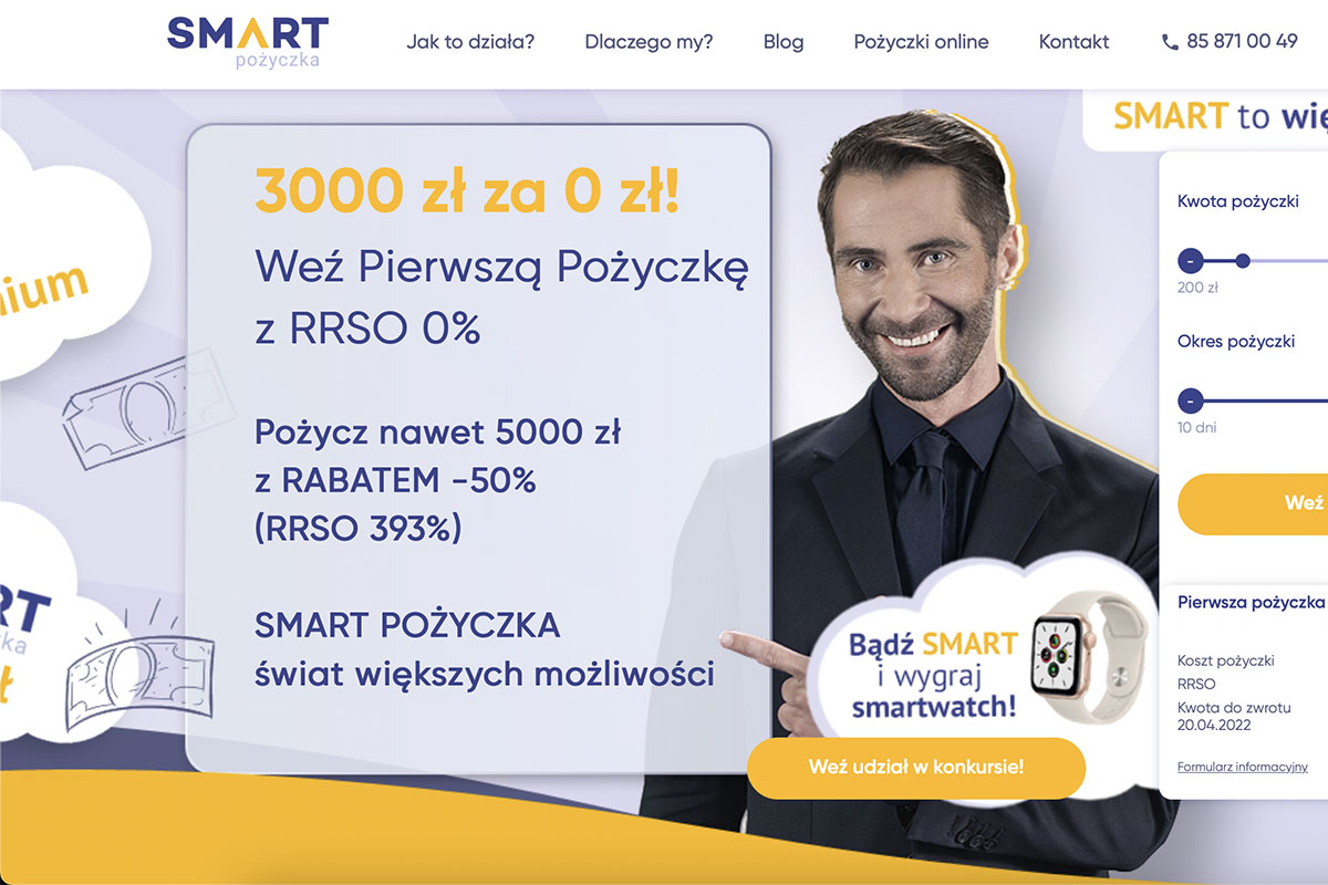 www.smartpozyczka.pl