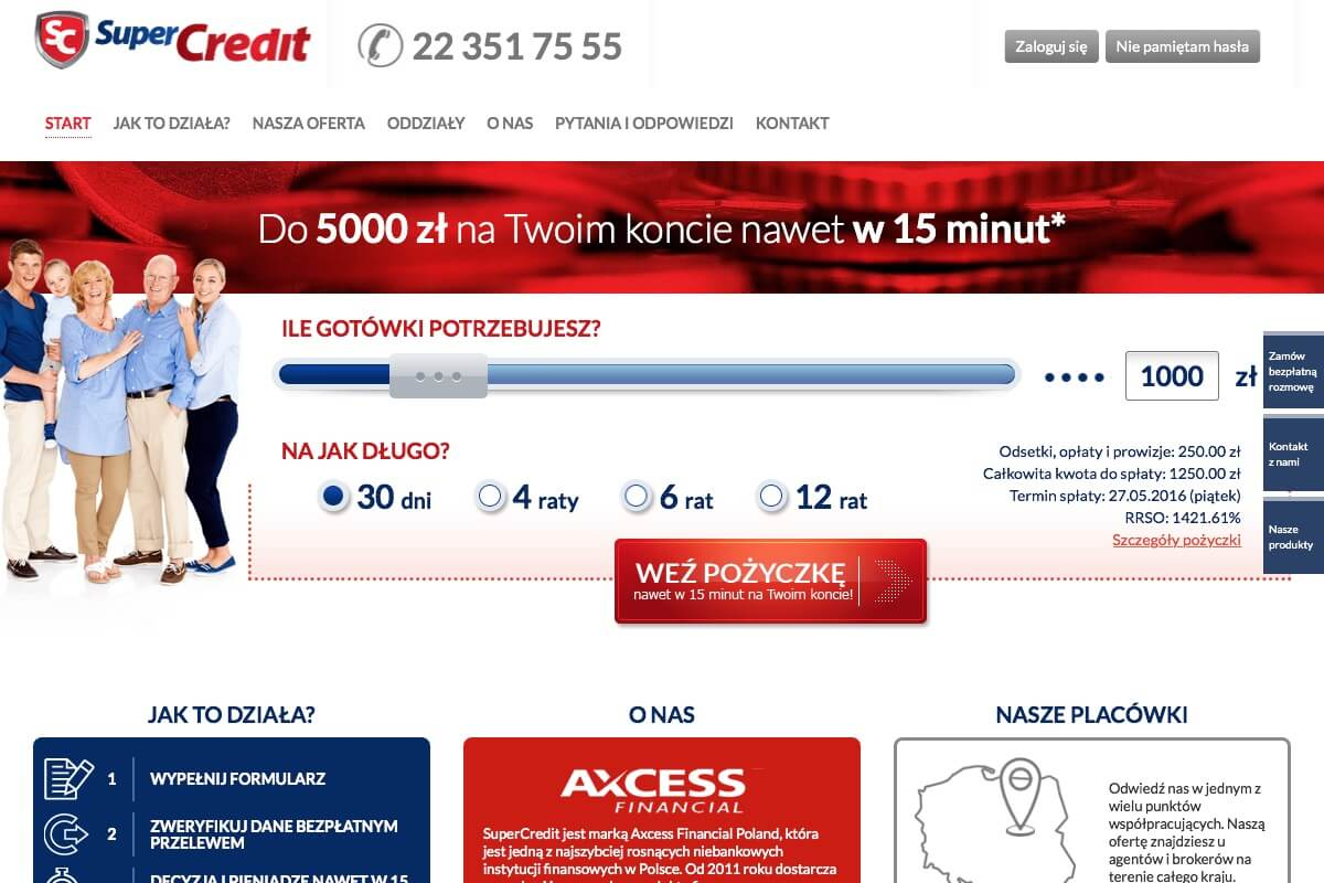 www.supercredit.pl
