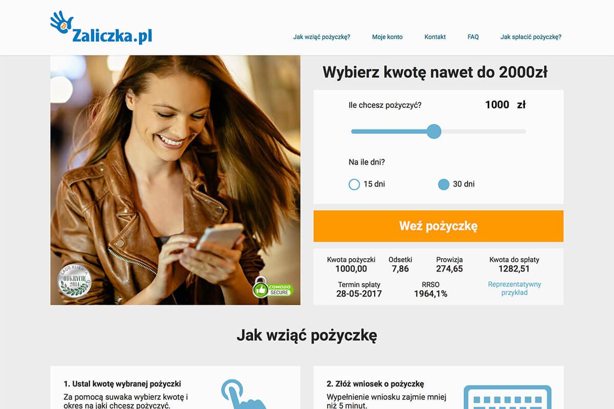 www.zaliczka.pl